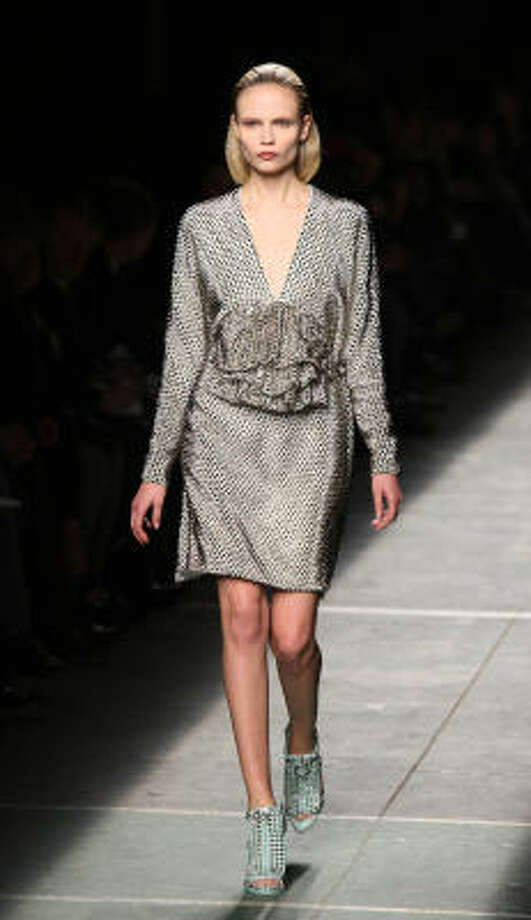 Givenchy Photo: THIBAULT CAMUS, AP