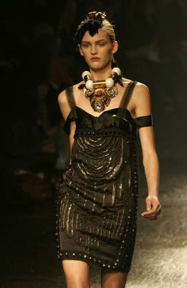 Lanvin Photo: Michel Euler, AP
