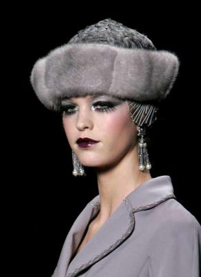 Dior Photo: Michel Euler, AP