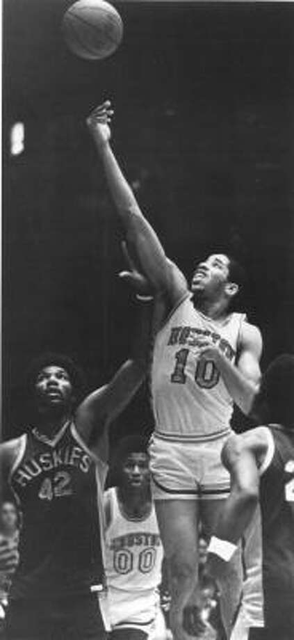 Otis Birdsong, guard. Era: 1973-77. The case for: One of the greatest pure shooters ever to play, the 6-4 Birdsong was a consensus All-America in 1977 and ranks second on the Cougars' career scoring charts (2,832 points, 24.4 per game). As a senior, Birdsong became the only player in Southwest Conference history to average 30 points per game (30.1), the year he was named SWC Player of the Year. Photo: University Of Houston