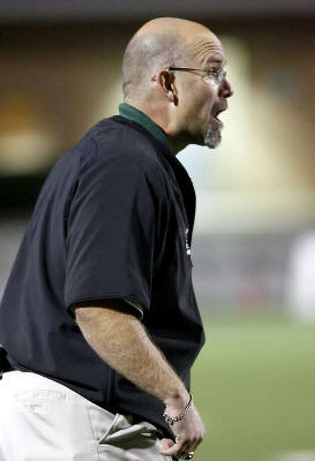 Mayde Creek head coach Lance CarterSalary: $102,855Current as of January 2011.Source: Texas Tribune Photo: Diana L. Porter, For The Chronicle