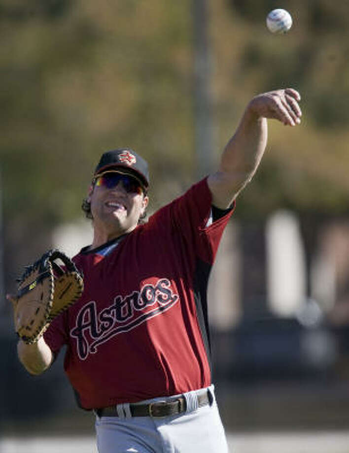 1. LANCE BERKMAN, first baseman, AstrosFIRST-PLACE VOTES: 315 Photo: James Nielsen, Chronicle
