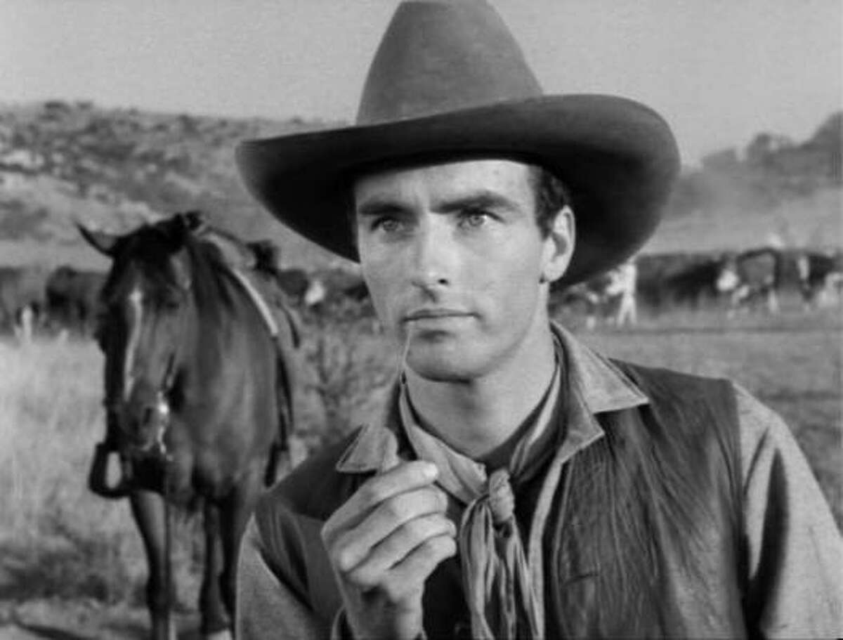 Red River (1948): This is Wayne's best western with director Howard Hawks. He's a ruthless, grouchy, violent and oversize hero determined to get his cattle to market, no matter who he kills. Montgomery Clift is fine in his second starring role, but Wayne rules. The ending goes annoyingly cute, but otherwise, Yee-Ha!