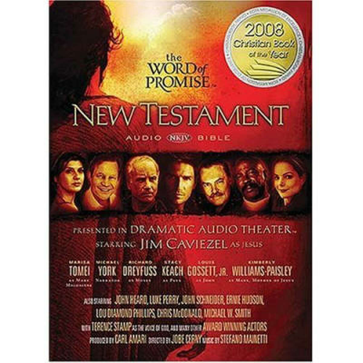 title: The Word of Promise: New Testament Audio Bible author: Thomas Nelson