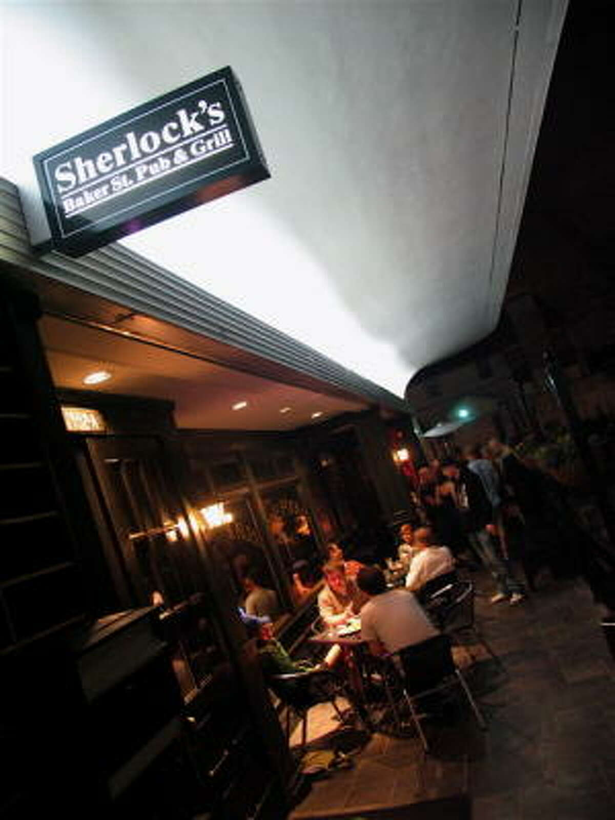 Sherlock's Pub River Oaks, 1997 W. Gray, has cheap martini night every Thursday.