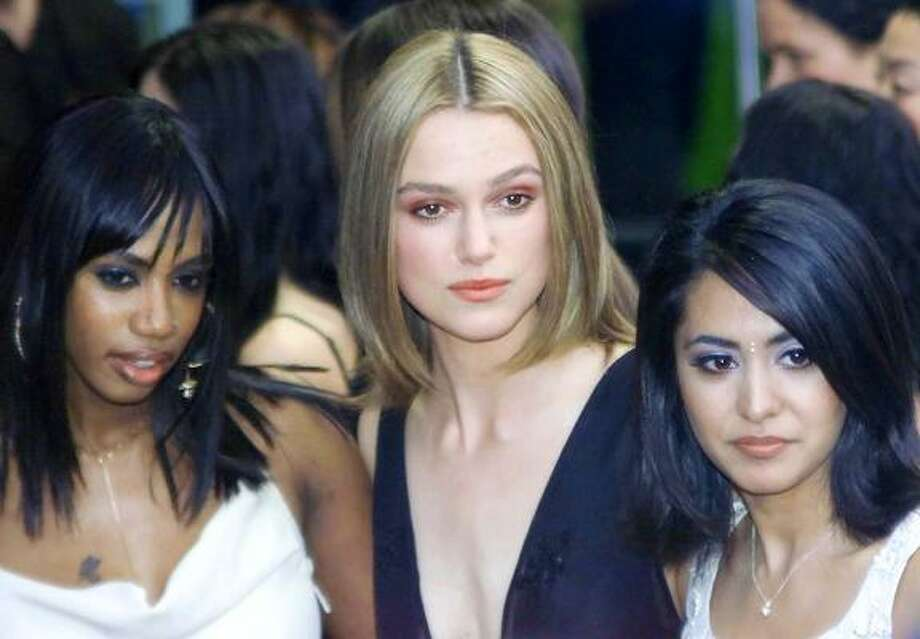 Keira Knightley, center, played an athletic soccer player in the 2002 movie Bend it Like Beckham.Find healthy weight-loss tips and support at Losing It. Click here to join. Photo: MAX NASH, AP