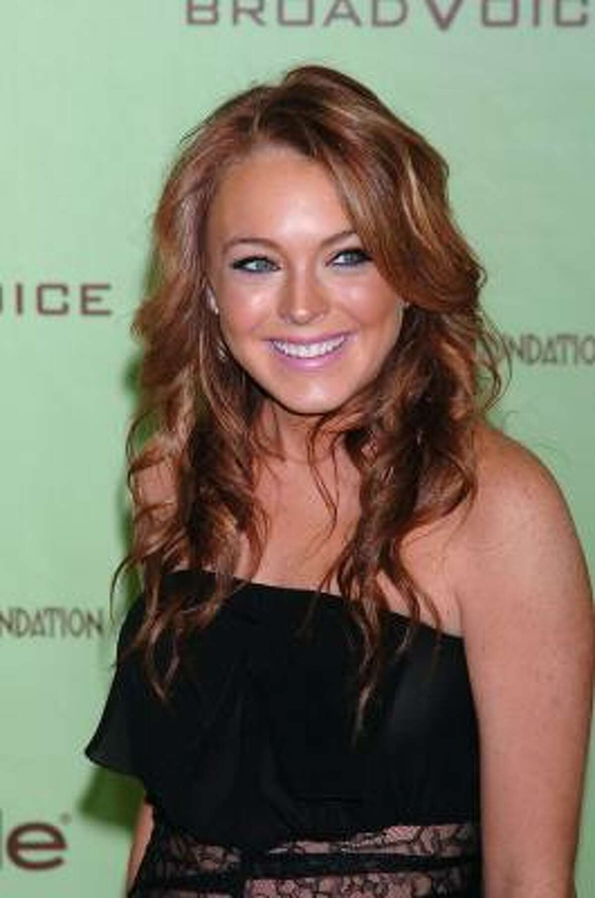 A healthy-looking Lindsay Lohan is seen here in 2004, the same year she appeared in Mean Girls and Confessions of a Teenage Drama Queen. Find healthy weight-loss tips and support at Losing It. Click here to join.