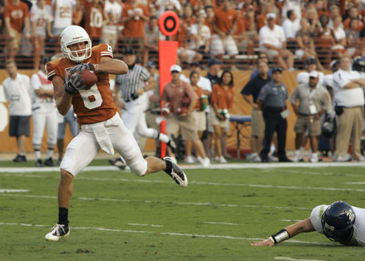 All-Big 12 receiver Jordan Shipley will miss spring practice after undergoing surgery on his right shoulder in late January. Shipley had 89 receptions for 1,060 receiving yards and 11 touchdowns in 2008.