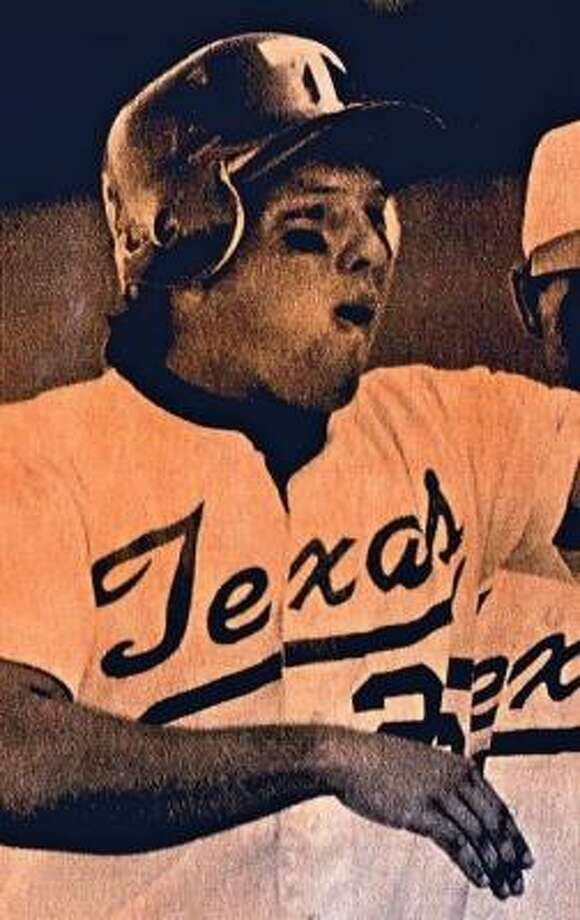 Scott Bryant, No. 25, baseball (1987-89): He was named the nation's top collegiate baseball player in 1989 after hitting .386 with 18 home runs, 32 doubles and 112 RBI. Photo: Chronicle File