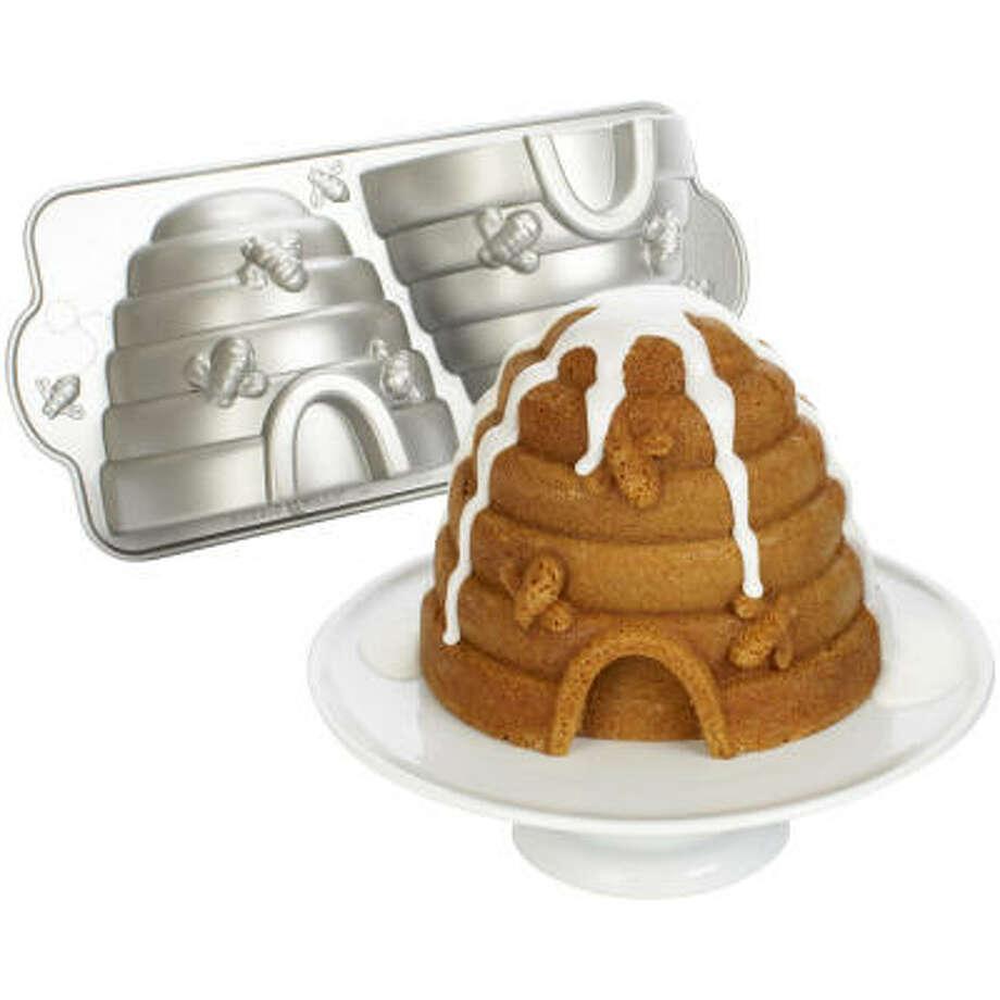 Nordic Ware Beehive Bundt Pan, $36 at Sur La Table Photo: Sur La Table