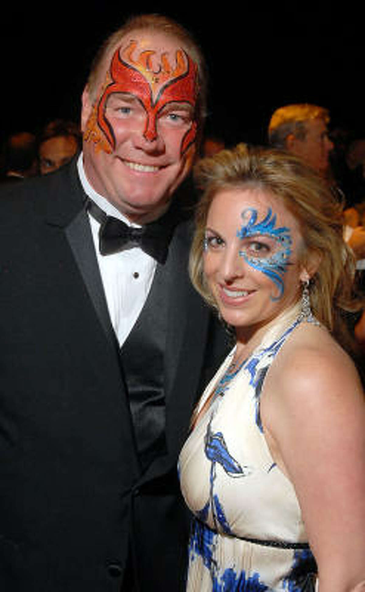 Robert Dale Morgan and Kristy Ralston