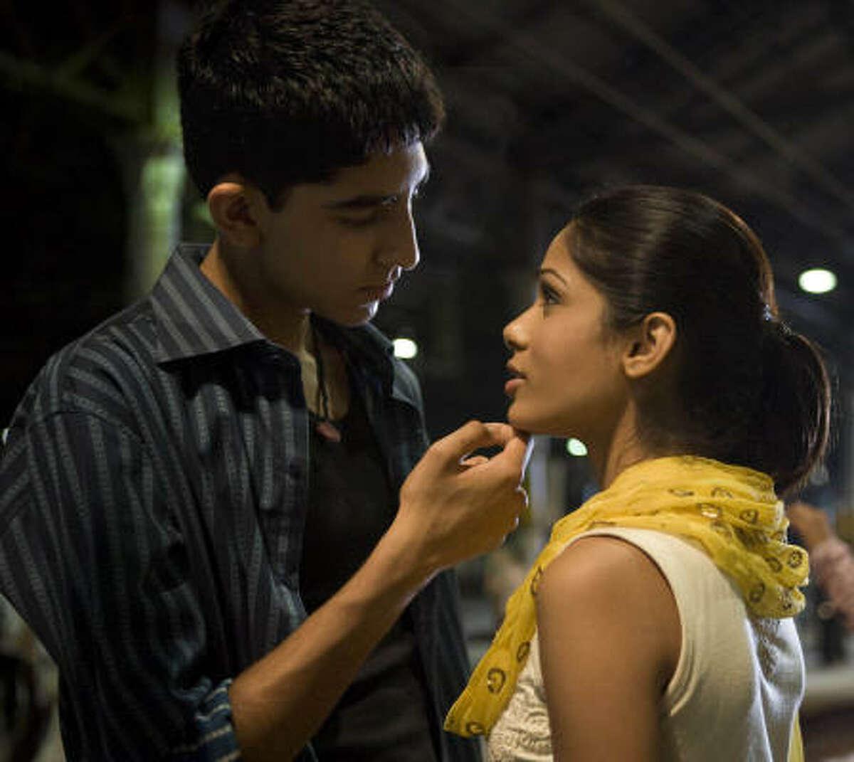 Best picture: Slumdog Millionaire