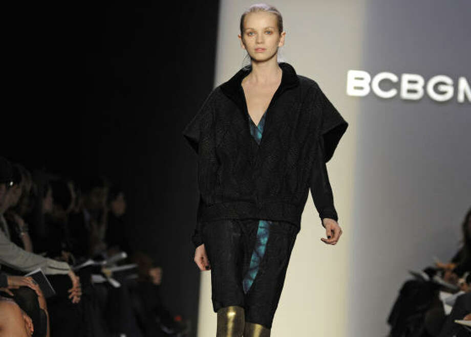 BCBG Max Azria Photo: LOUIS LANZANO, AP