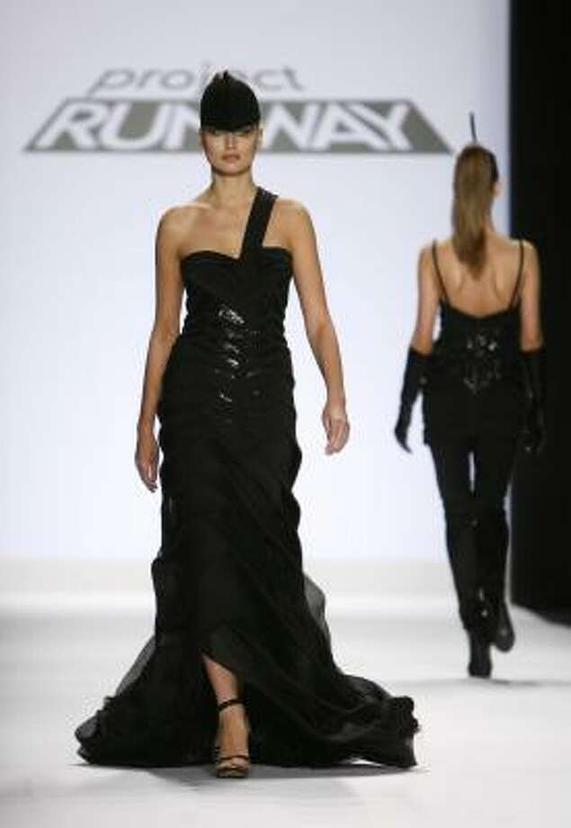 Project Runway Photo: Jason DeCrow, AP