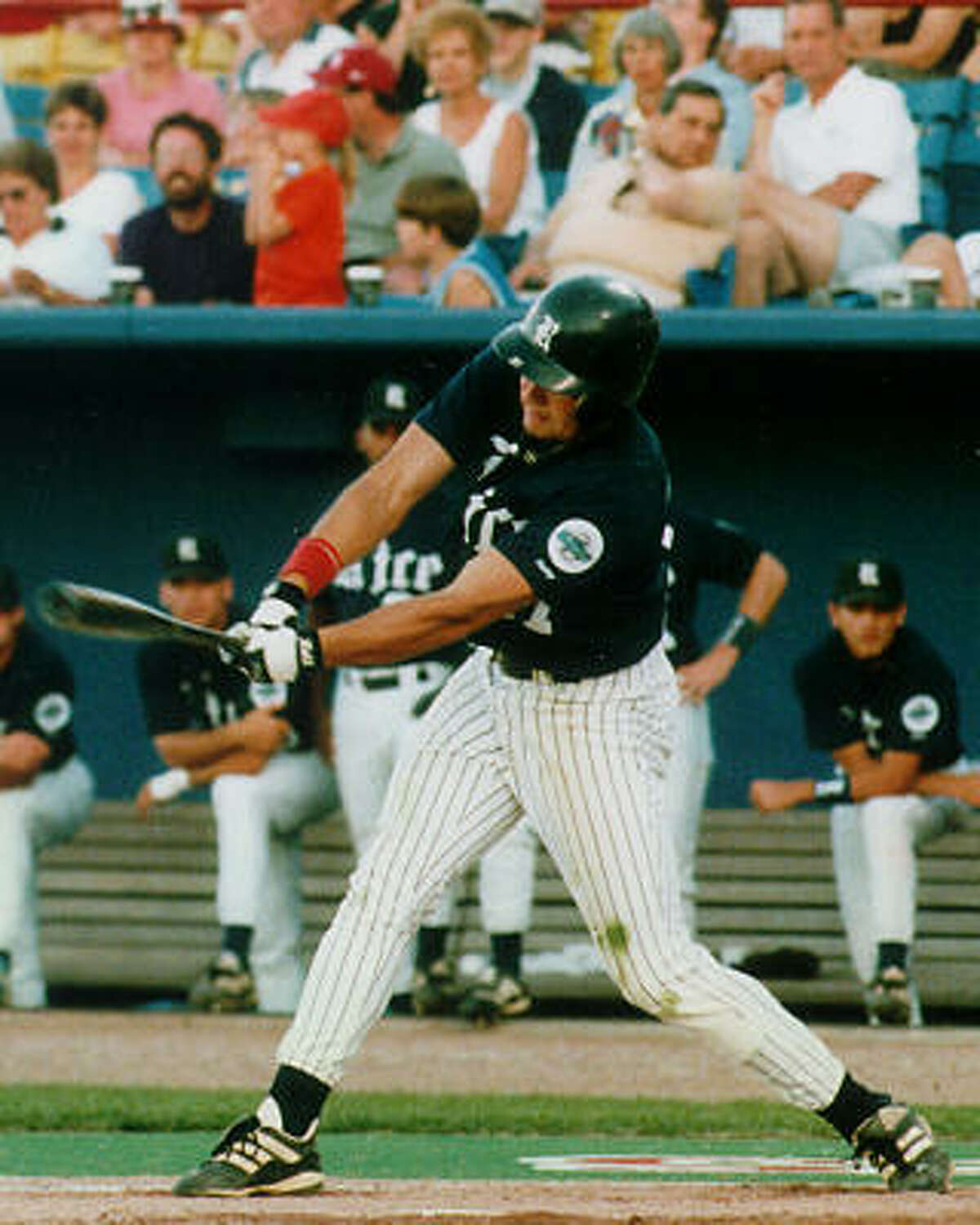 Lance Berkman , 1B. Years: 1995-97. The case for: With Berkman, perception and reality intersect. Berkman is intrinsically linked to Rice baseball, and his career numbers validate his superstar status. He ranks first in Rice annals in runs scored (233), runs batted in (272), home runs (67), total bases (572) and slugging percentage (.772).