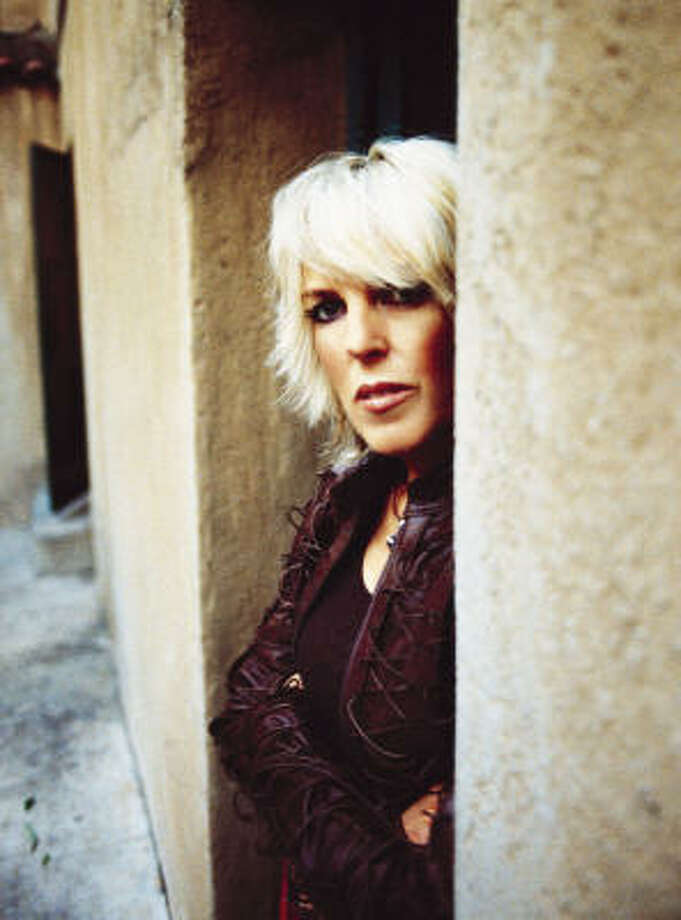 Lucinda Williams with Buick 6, 9 p.m. Saturday, Warehouse Live, 813 St. Emanuel. Tickets: $23; 713-629-3700 or www.ticketmaster.com. Photo: DANNY CLINCH, AP