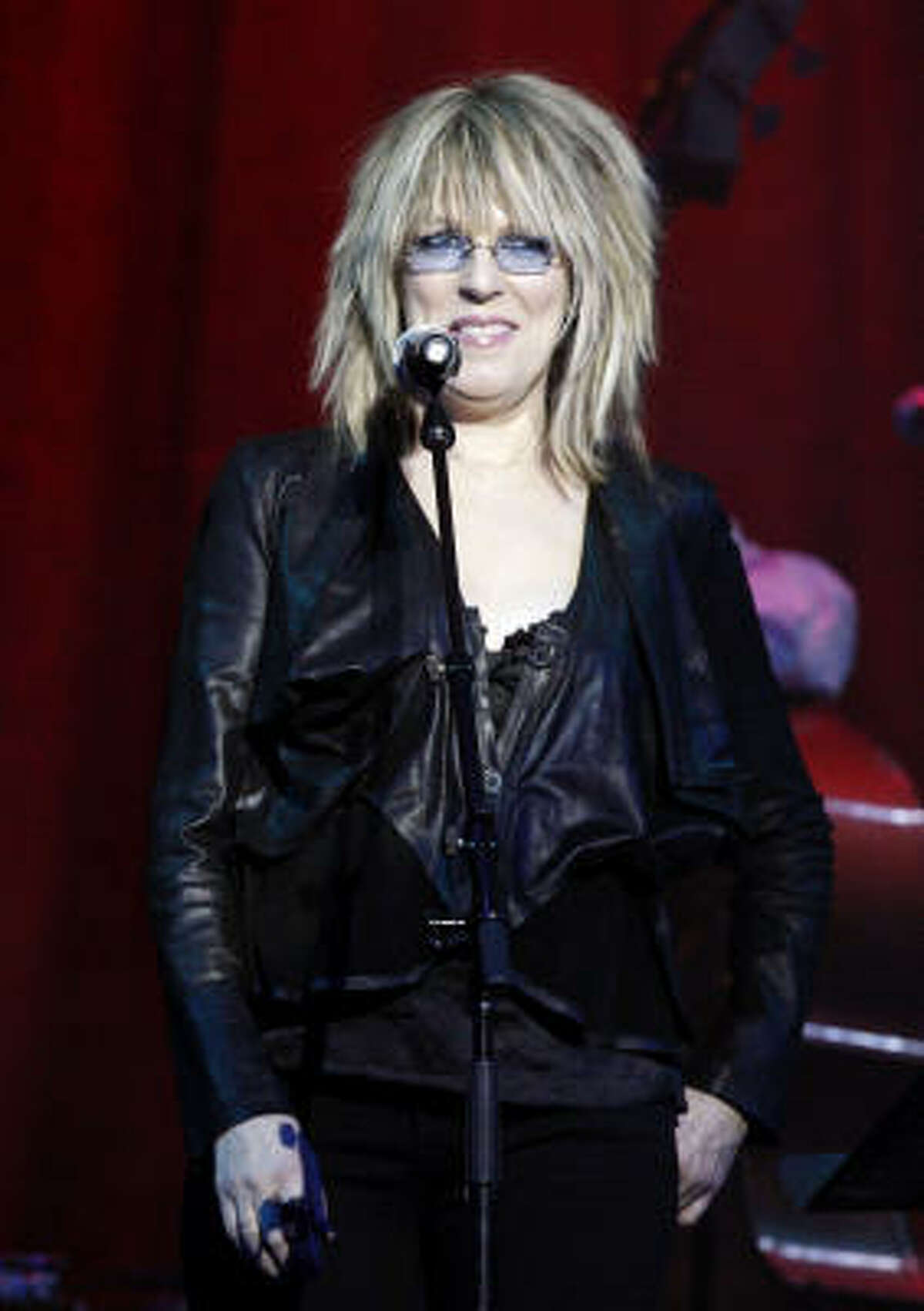 Lucinda Williams performs at The Grammy Foundation's