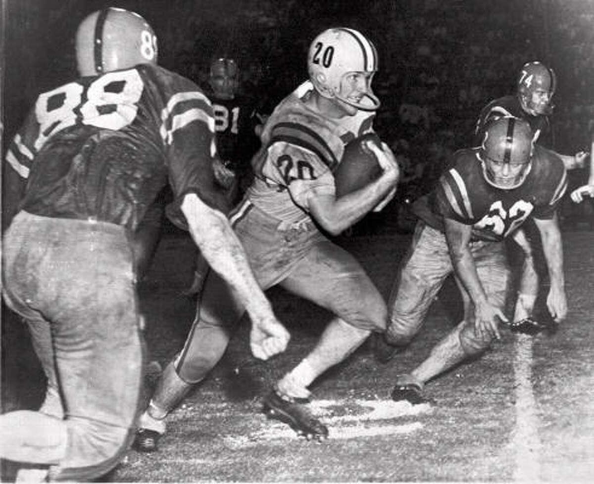 Billy Cannon, RB, 1960