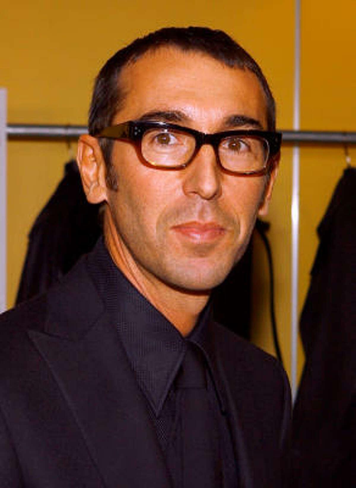 Designer Alessandro Sartori