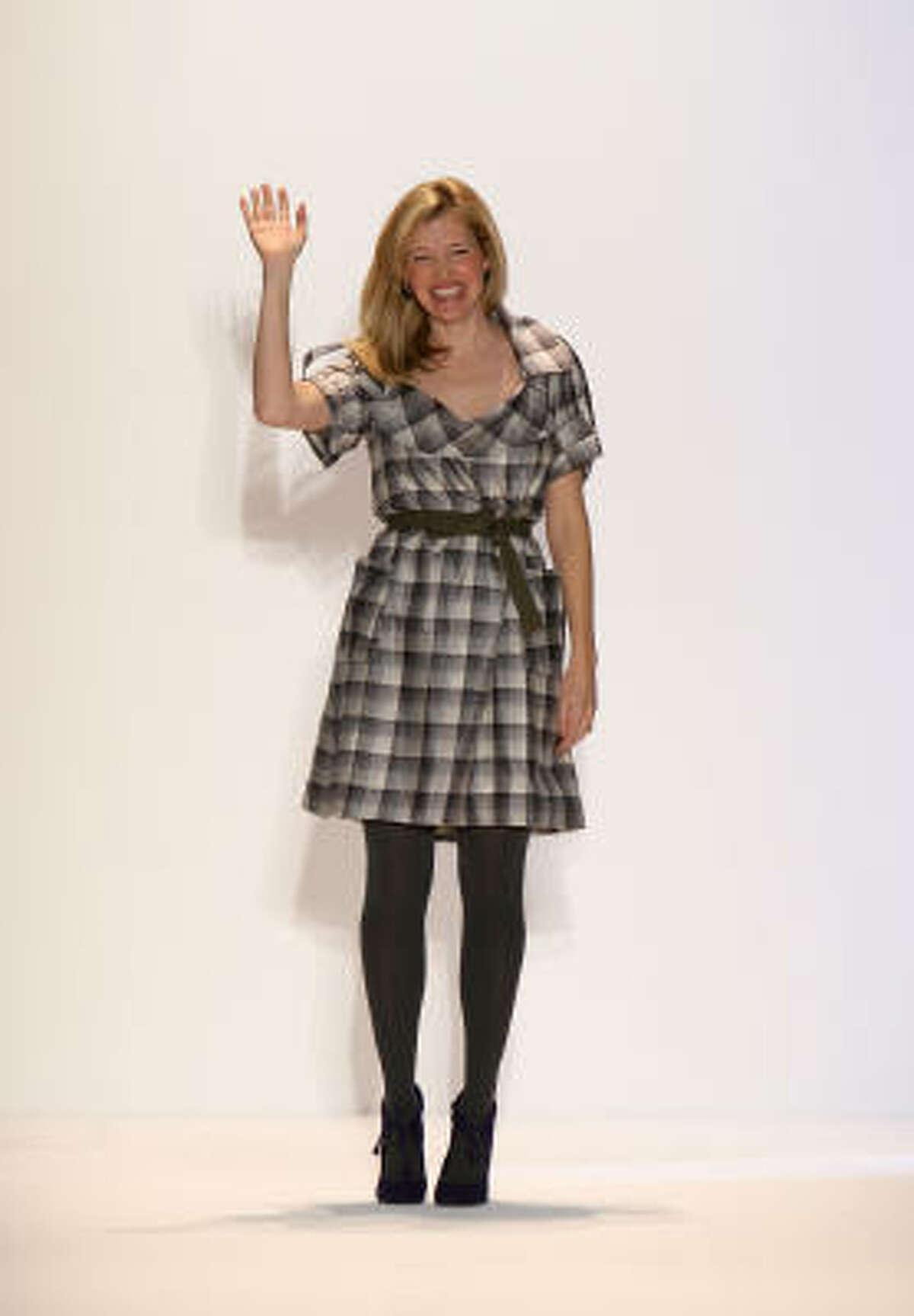Designer Lela Rose