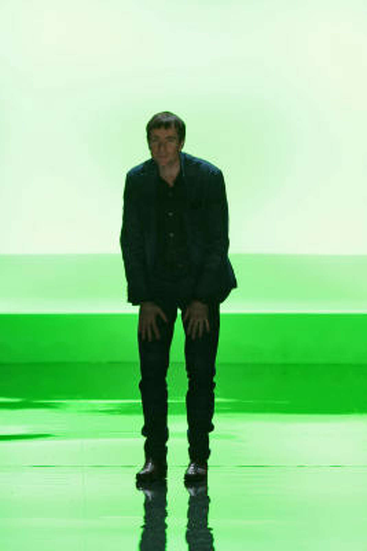 Designer Christophe LeMaire