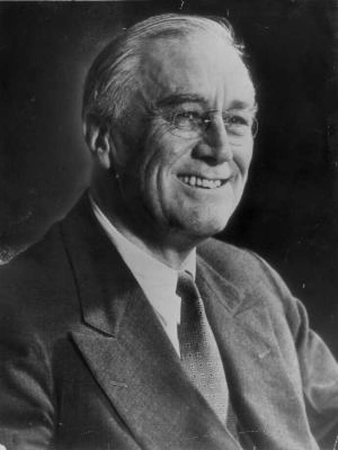 1944: Franklin D. Roosevelt, Democrat, winner Photo: AP