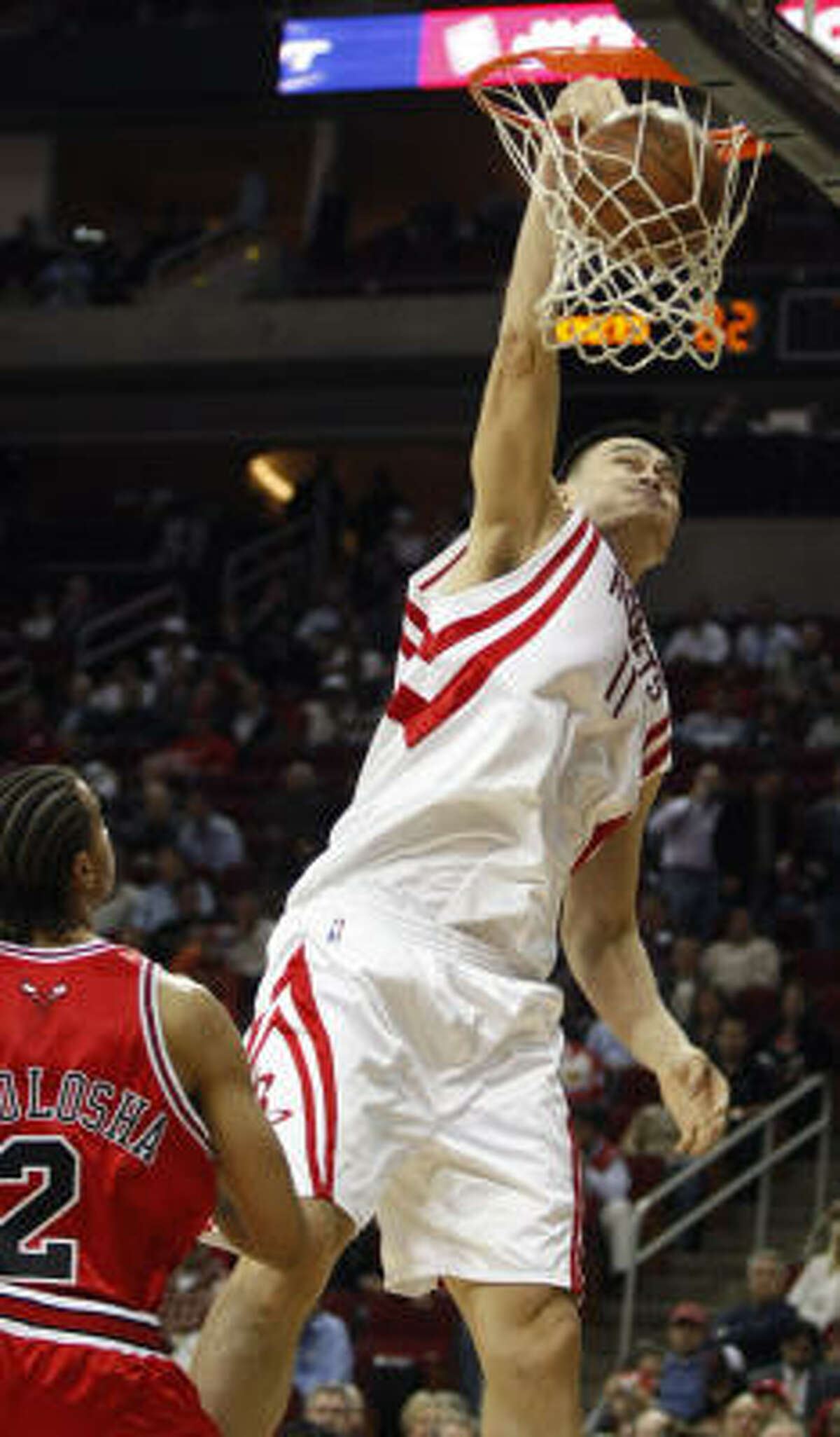 WESTERN CONFERENCE Houston Rockets center Yao Ming will start.