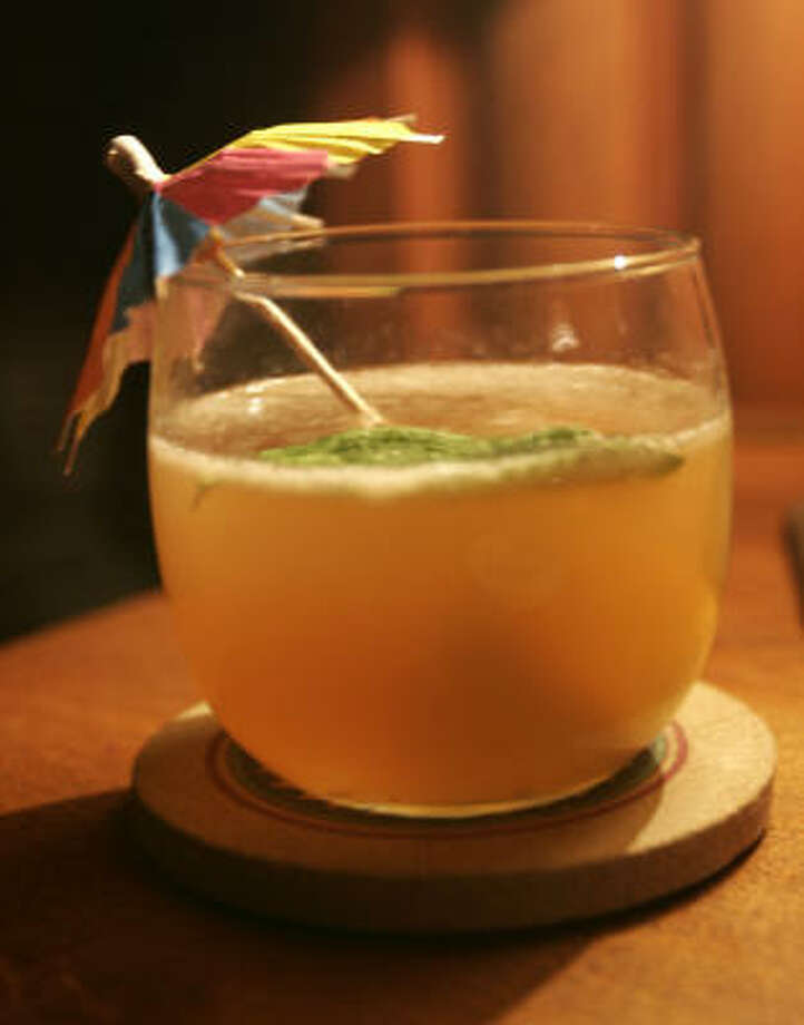 Mai Tai: 306 calories per 5-ounce servingSource: Family Circle Photo: Patrick Tehan, MCT
