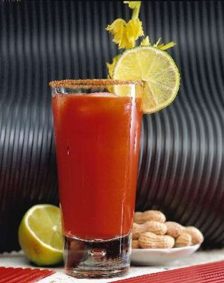 Bloody Mary: 125 calories per 10-ounce servingSource: calorieking.com Photo: Bob Fila, KRT