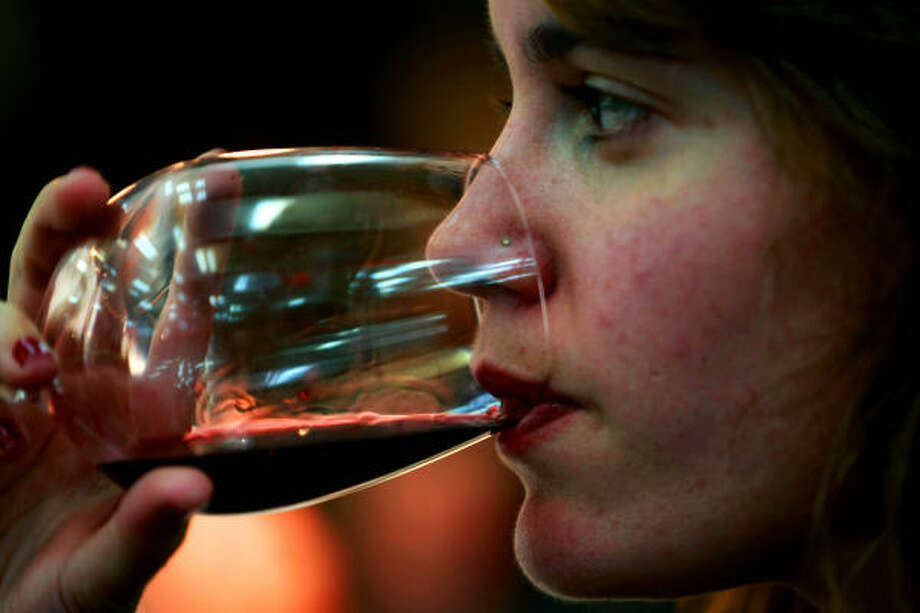 Red wine: 80 calories per 4-ounce servingSource: collegedrinkingprevention.gov Photo: David Silverman, Getty Images