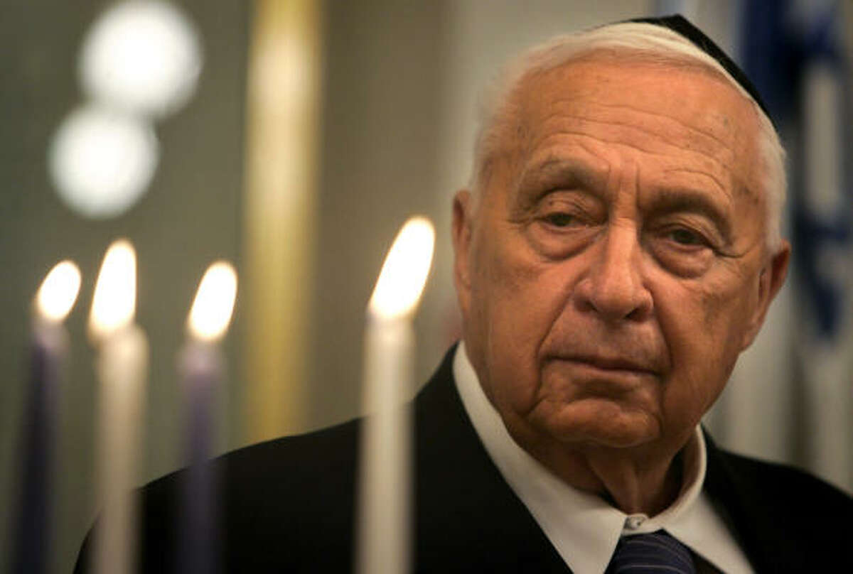 Ariel Sharon Party: Likud Served: March 2001 - April 2006