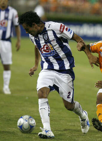 Defender: Leobardo Lopez Club: Pachuca Photo: Leonardo Carrizo, Houston Chronicle