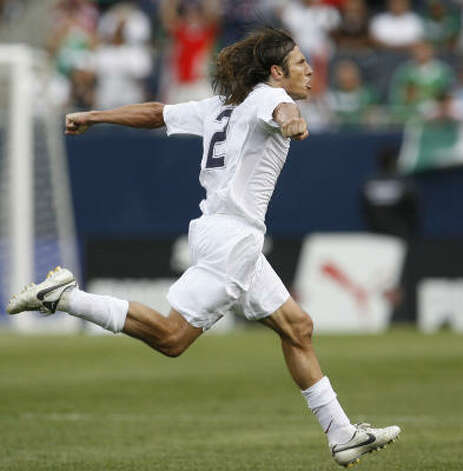 Defender: Frankie Hejduk Club: Columbus Crew Career Caps:  81 The national team veteran has found the net six times and brings experience to the back line. Photo: Nam Y. Huh, AP