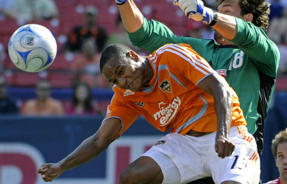 Midfielder: Ricardo Clark Club: Houston Dynamo Career Caps: 17 Clark has scored once for the national team. Photo: Bill Kostroun, AP