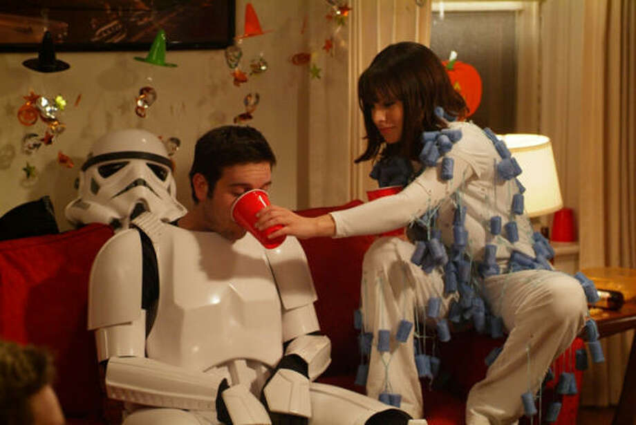 A scene from Fanboys. Photo: John Estes, The Weinstein Company