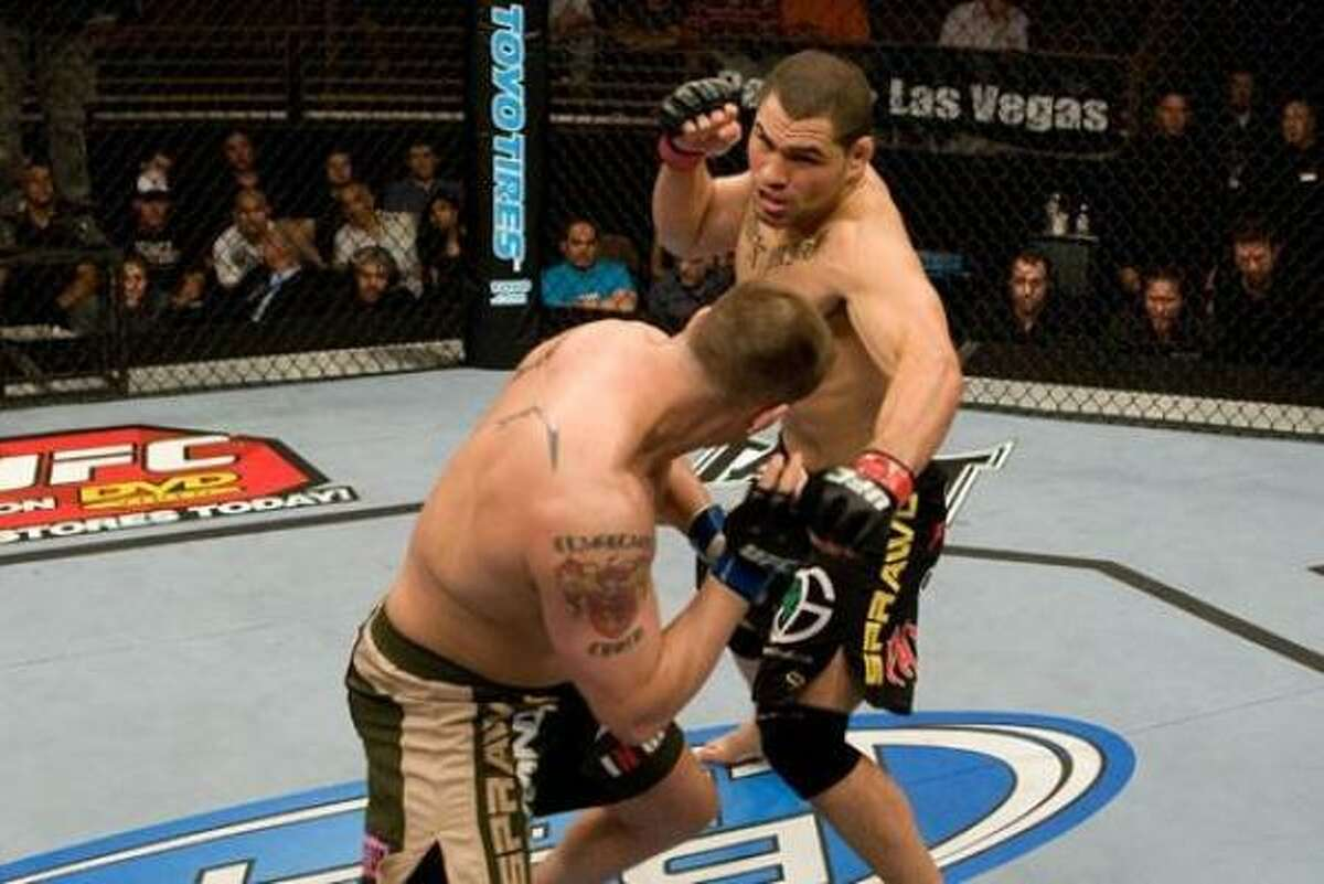 Highly-touted UFC heavyweight Cain Valasquez (right) will take on UFC rookie Denis Stojnic at UFC Fight Night 17.