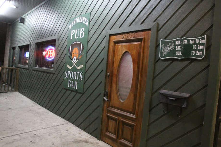 Está ubicado en la zona de Galleria, al 9003 de Westheimer Rd. Photo: Bill Olive, Para La Vibra