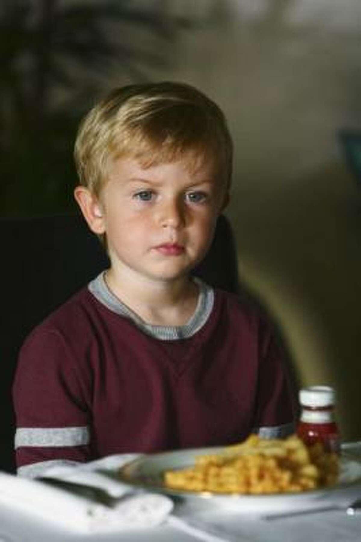 Is little Aaron in danger?