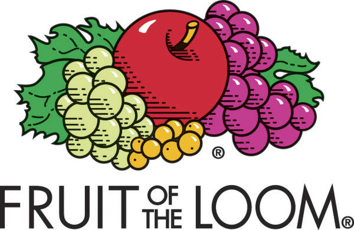 Fruit of the Loom is the No. 1 most recognized brand in a recent survey and the No. 4 most recognized women's brand.