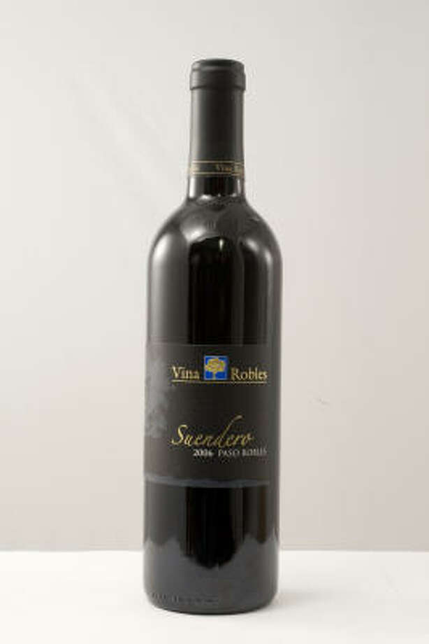 Grand Champion Best of Show:2006 Vina Robles Suendero, Paso Robles, California. Photo: Nick De La Torre, CHRONICLE