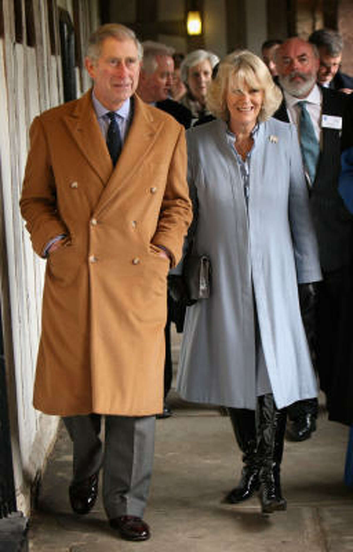 Prince Charles, Prince of Wales and Camilla, Duchess of Cornwall, had a lengthy affair before the prince finally was divorced from Princess Diana.