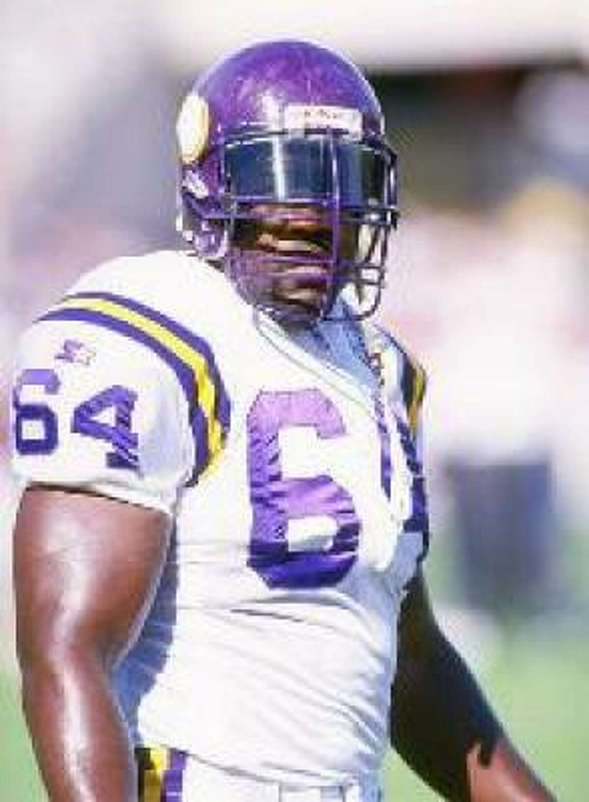 Randall McDaniel - Guard - 1988-1999 Minnesota Vikings, 2000-01 Tampa Bay Buccaneers. McDaniel was a steadying force on the Vikings offensive line.