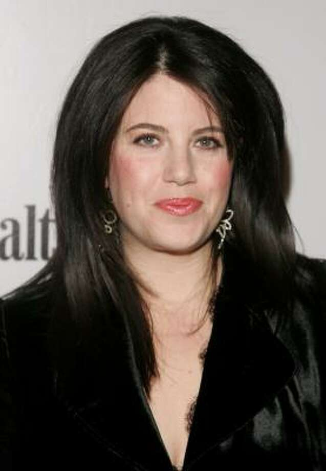 Monica Lewinsky, presidential mistress. Photo: Peter Kramer, Getty Images