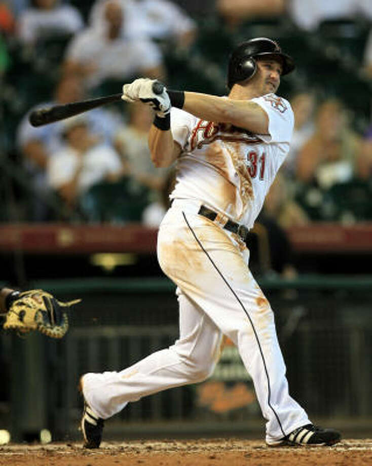 Jan. 29, 2009David Newhan, 2B. Signed a minor league contract with an invitation to spring training. Photo: Eric Kayne, Houston Chronicle