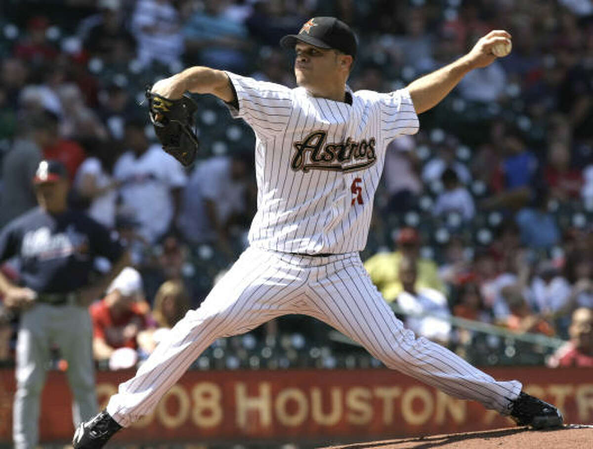Jan. 26, 2009: Wandy Rodriguez, SP. Signed one-year deal worth $2.6 million plus incentives.