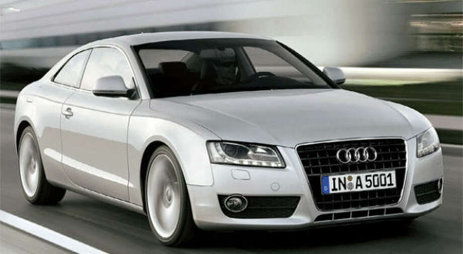 3. Audi A5MSRP: Starting at $39,000 Photo: Audi