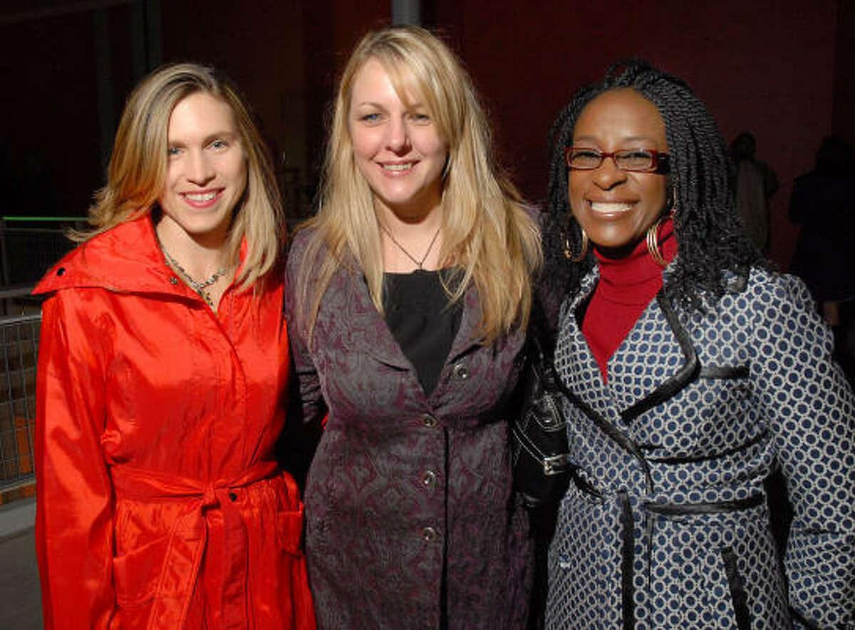 Andrea Dahlke, Kathryn Colt and Pamela Ulmer