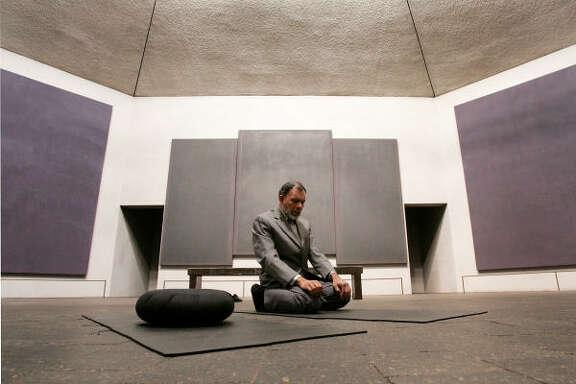 Houston's own Rothko Chapel