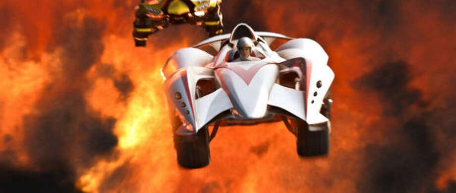 Fantastic Flop:Speed Racer Photo: Warner Bros. Pictures