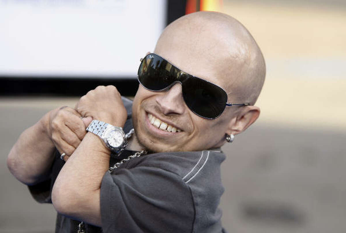 Least Ashamed to Appear in The Love Guru: Verne Troyer